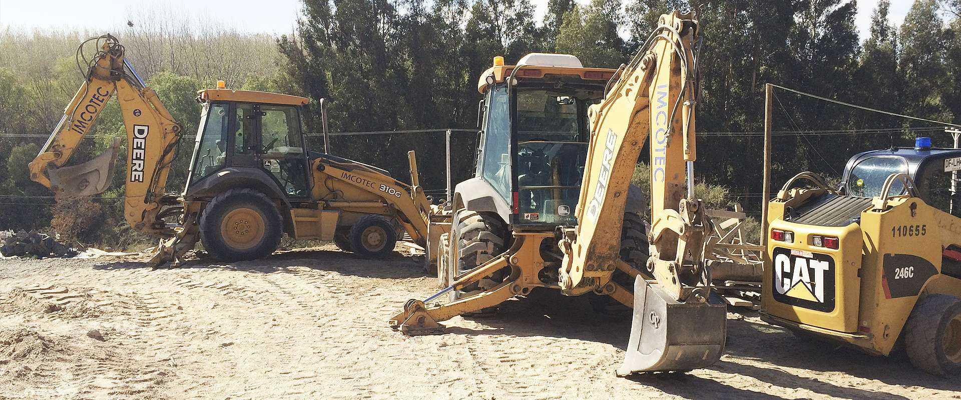 DEERE CAT IMCOTEC