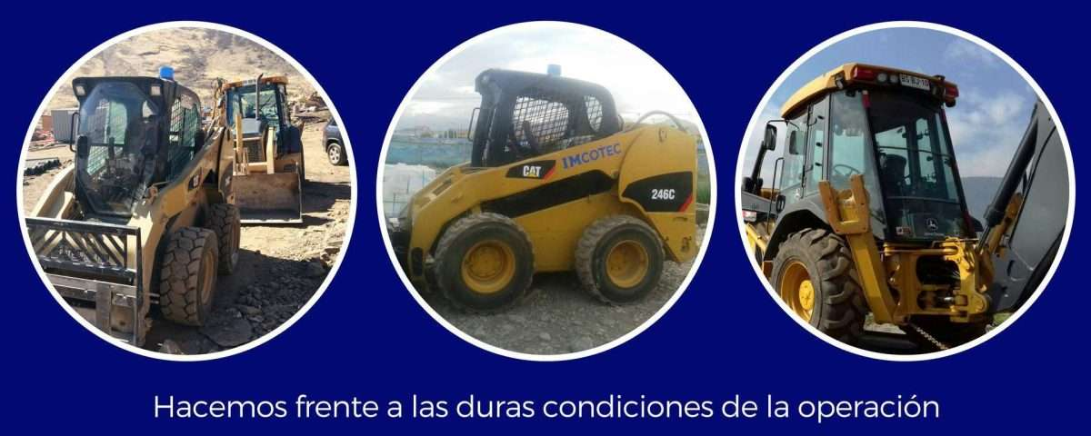 Maquinarias CAT Industria